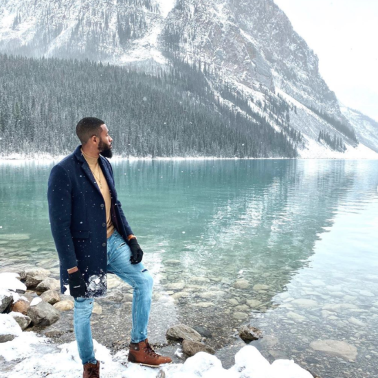 Black Travel Vibes: Chill Out In Alberta, Canada