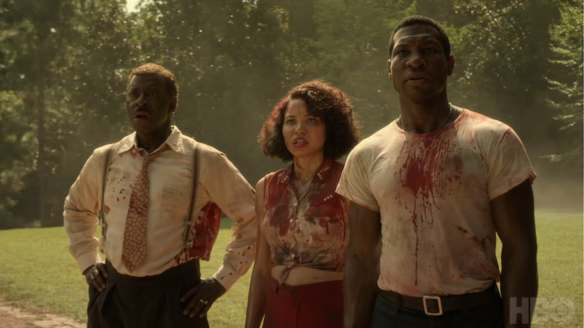 Here's Your First Look At Jordan Peele's 'Lovecraft Country'