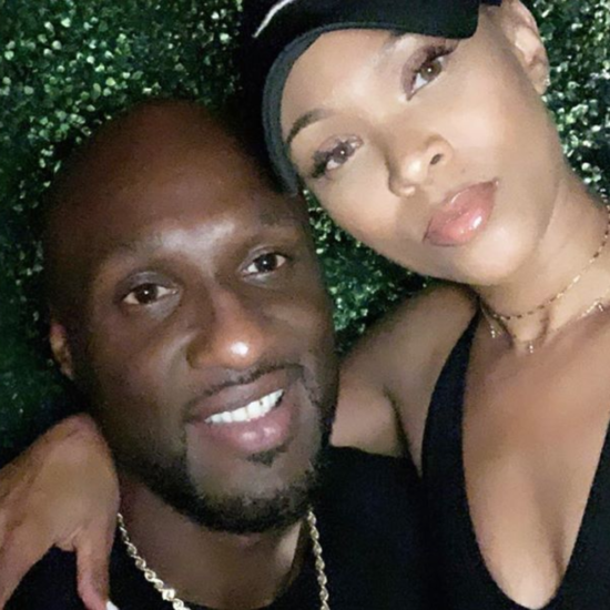 Lamar Odom Proposed To Girlfriend Sabrina Parr With A Dazzling Diamond