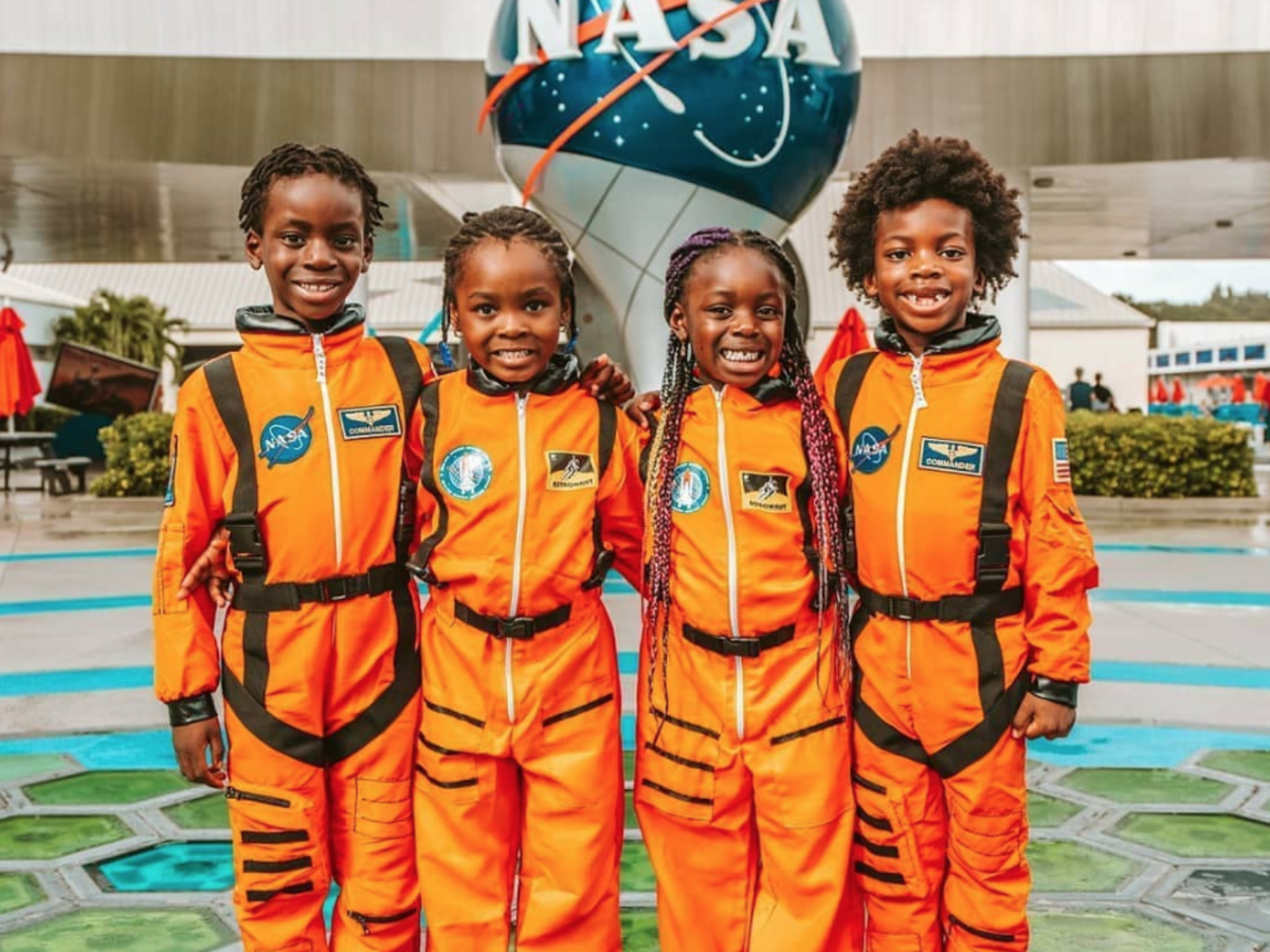 Black Travel Vibes: Reach For The Stars In Orlando
