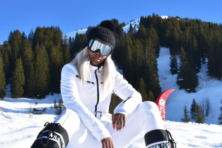 10 Times Black People Kept It Cool In Cold Weather
