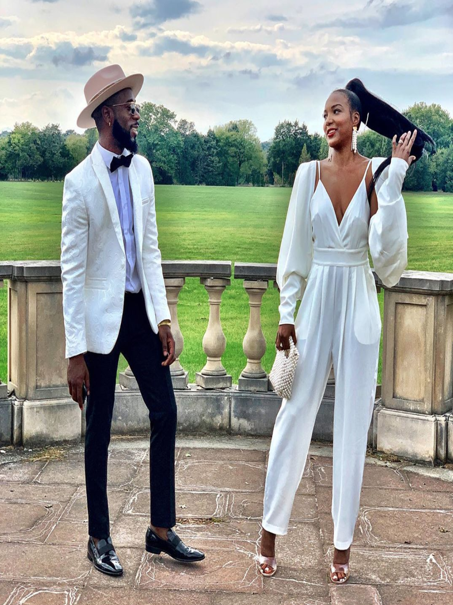 This Couple's Travel Swag Has Us Ready To Step Our Style Game Up