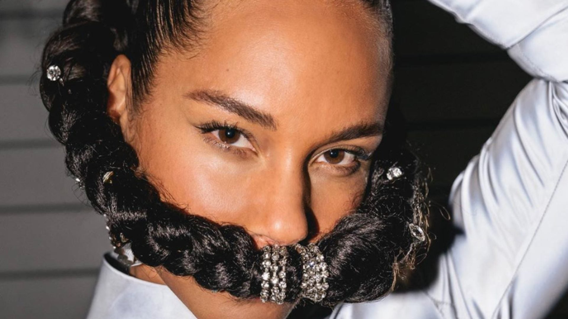 Alicia Keys Wowed Us With Her Wonder Braid In New 'Time Machine' Video