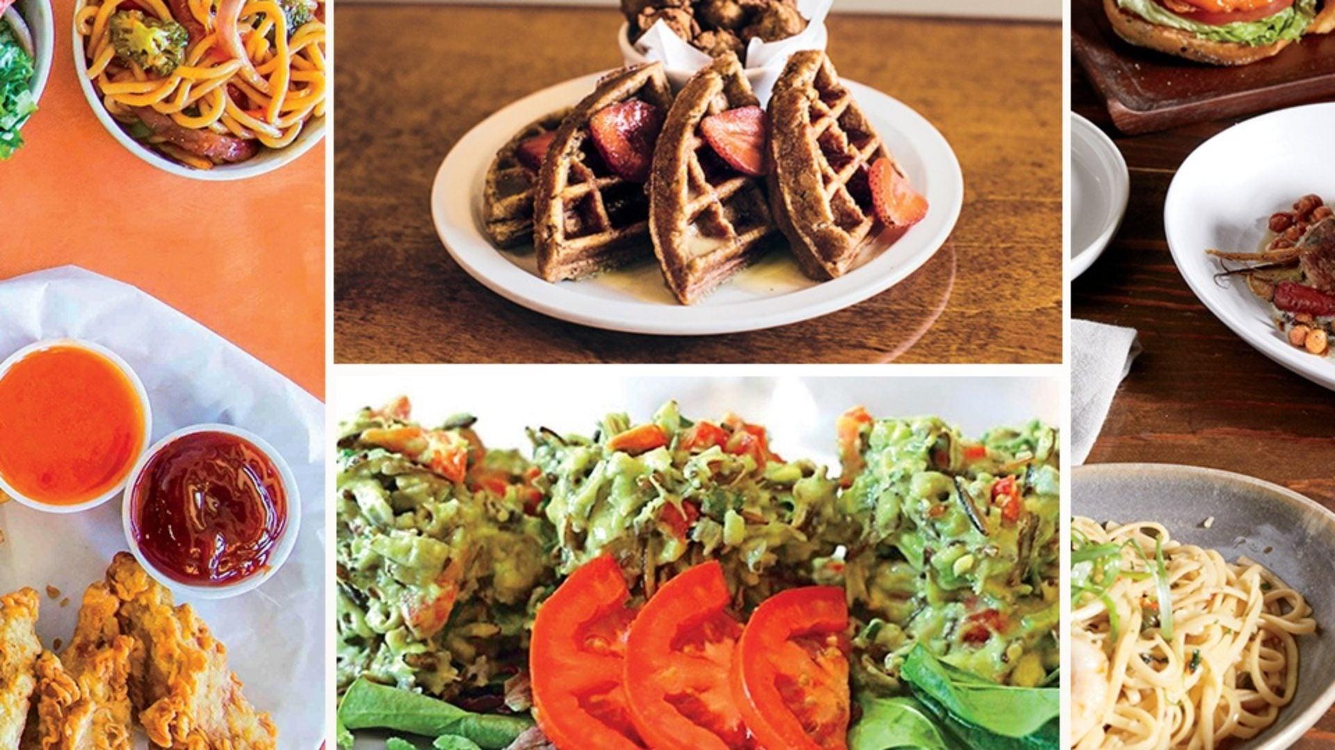 Discover Tasty Vegan Cuisine At These Black-Owned Vegan Restaurants