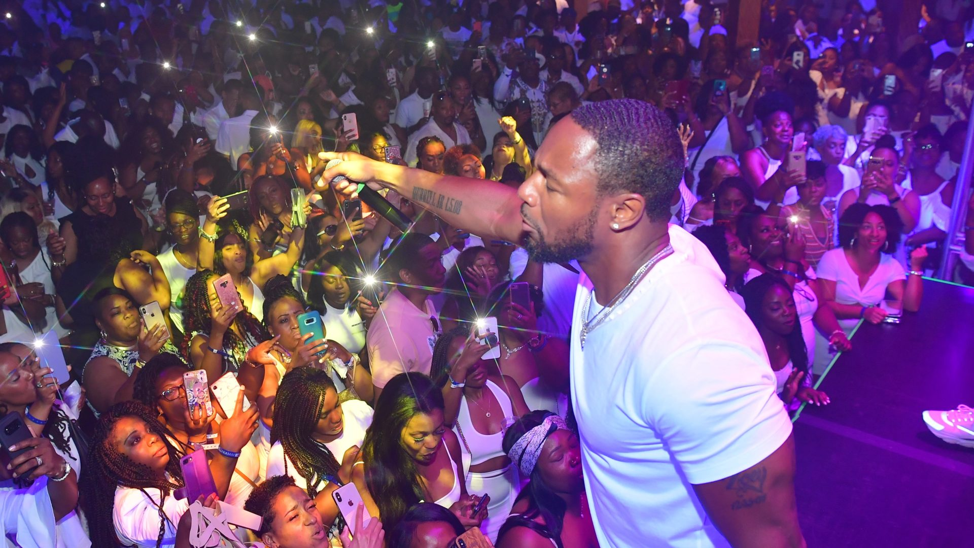 Tank Doesn't Get 'Dirty' To His Own Music