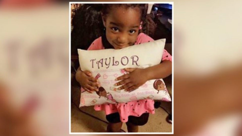 Body Of Missing 5-Year-Old Florida Girl Found In Alabama