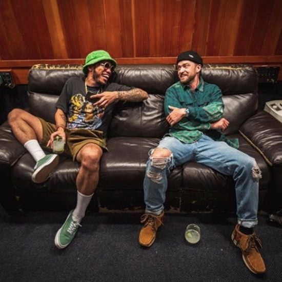 Untold Studio Story: Anderson .Paak Talks Recording With Justin Timberlake