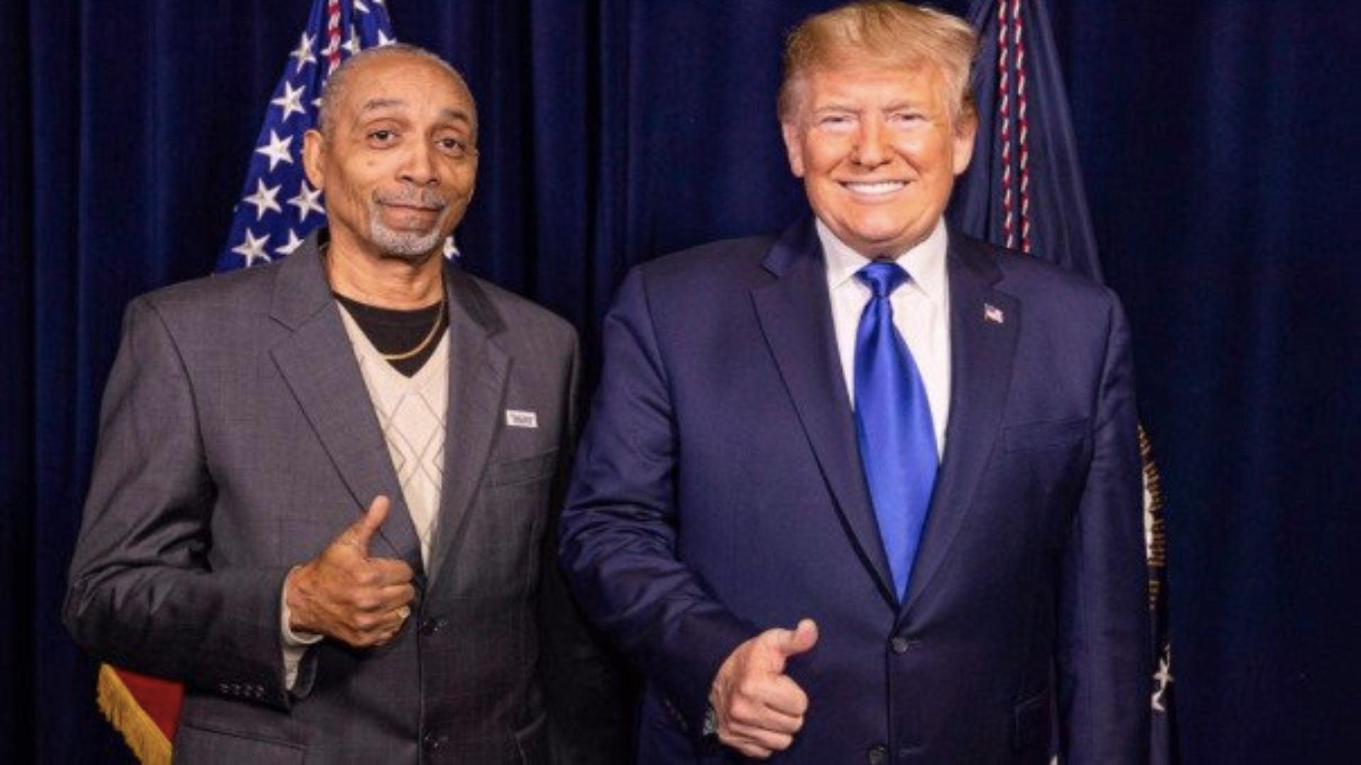 Opinion: Donald Trump's Latest Black Prop Is (Unsurprisingly) A Sexist Homophobe