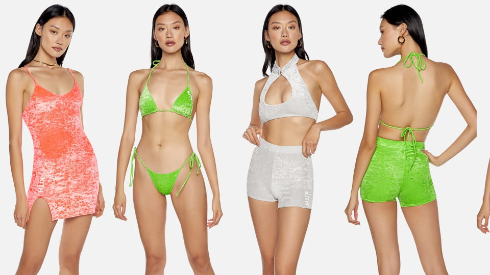 KITH And Frankies Bikinis Are Releasing A Capsule Collection