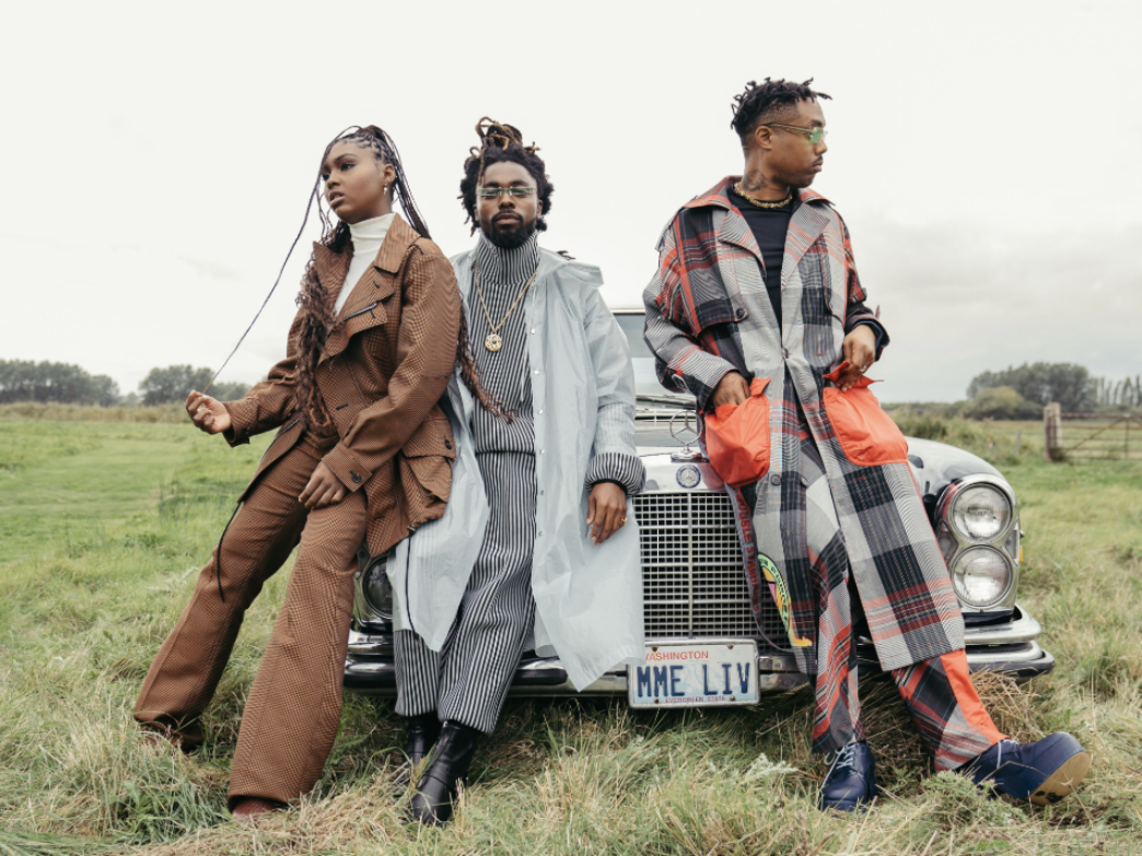 EarthGang And Tiana Major9 Talk Their 'Queen & Slim' Collaboration 'Collide'