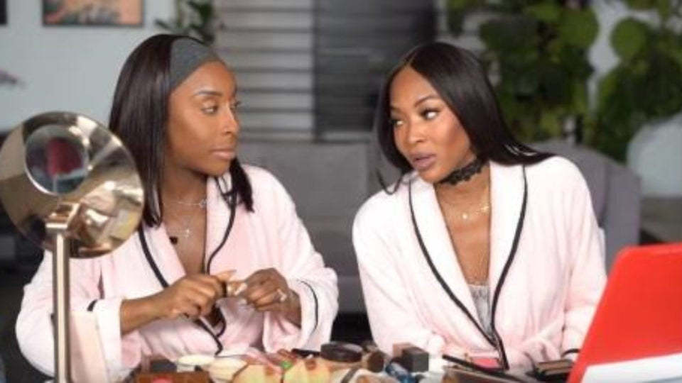 6 Things We Learned About Naomi Campbell From Her Viral Video With Jackie Aina