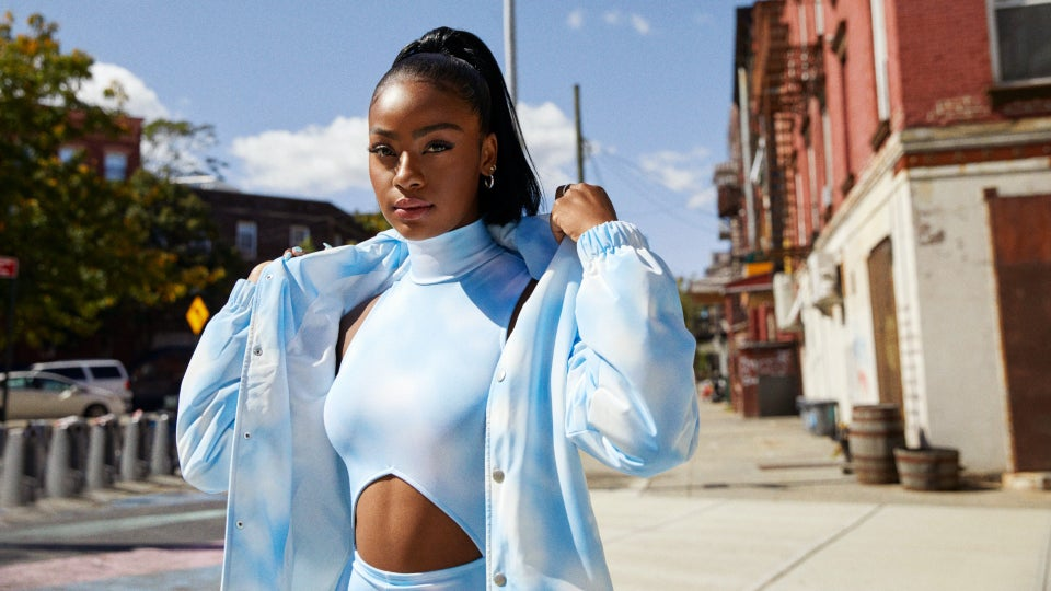 Justine Skye And H&M Collaborate On A Capsule Collection