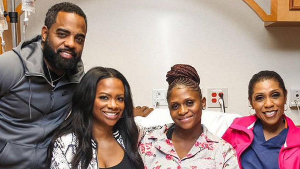 Kandi Burruss Thanks Her Surrogate Shadina In A Sweet Instagram Post