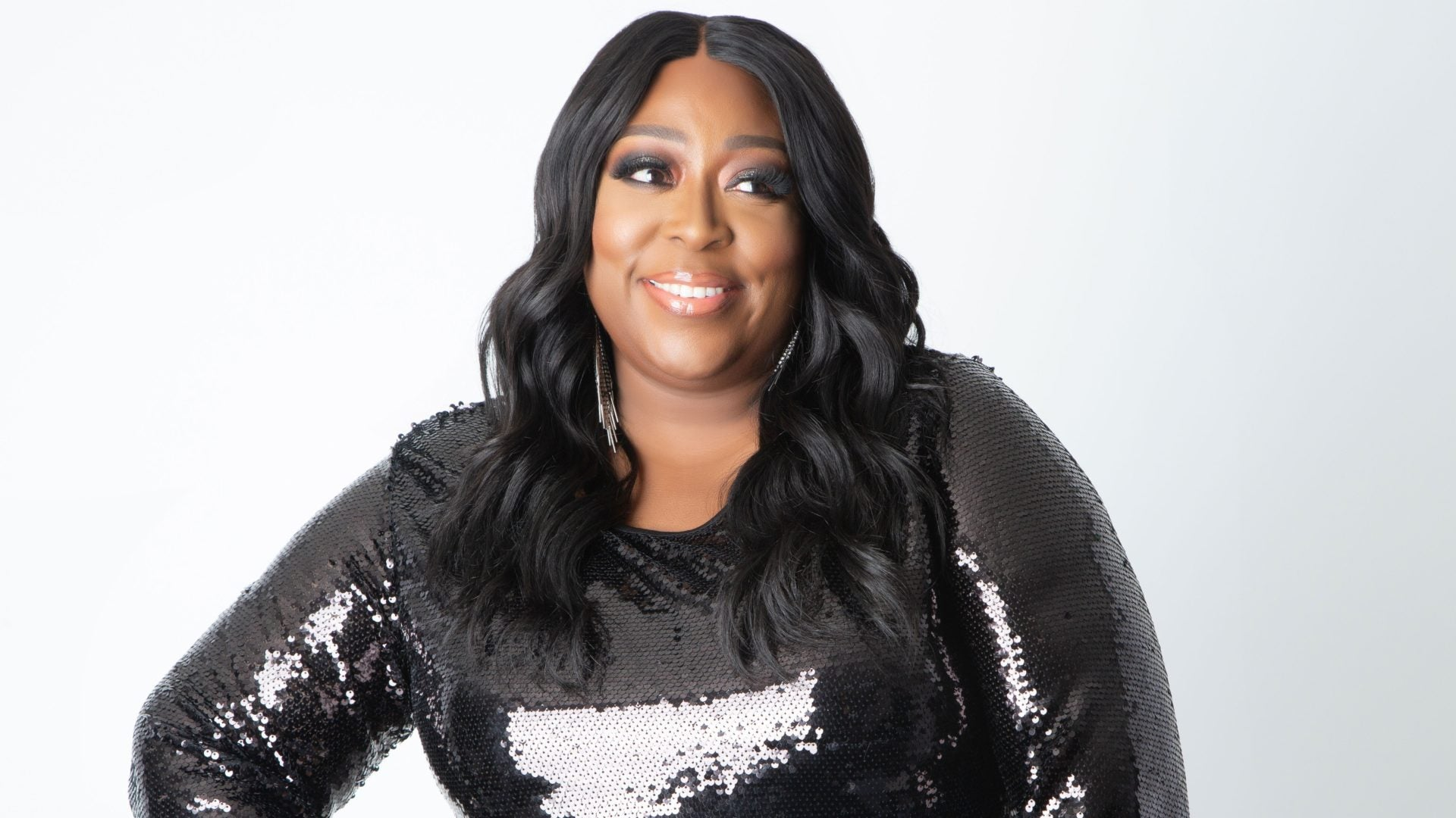 Loni Love Launches First Collection With Ashley Stewart
