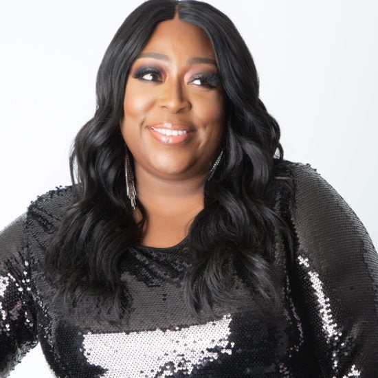 Comedian And Television Host Loni Love Launches Her First-Ever Fashion Collection