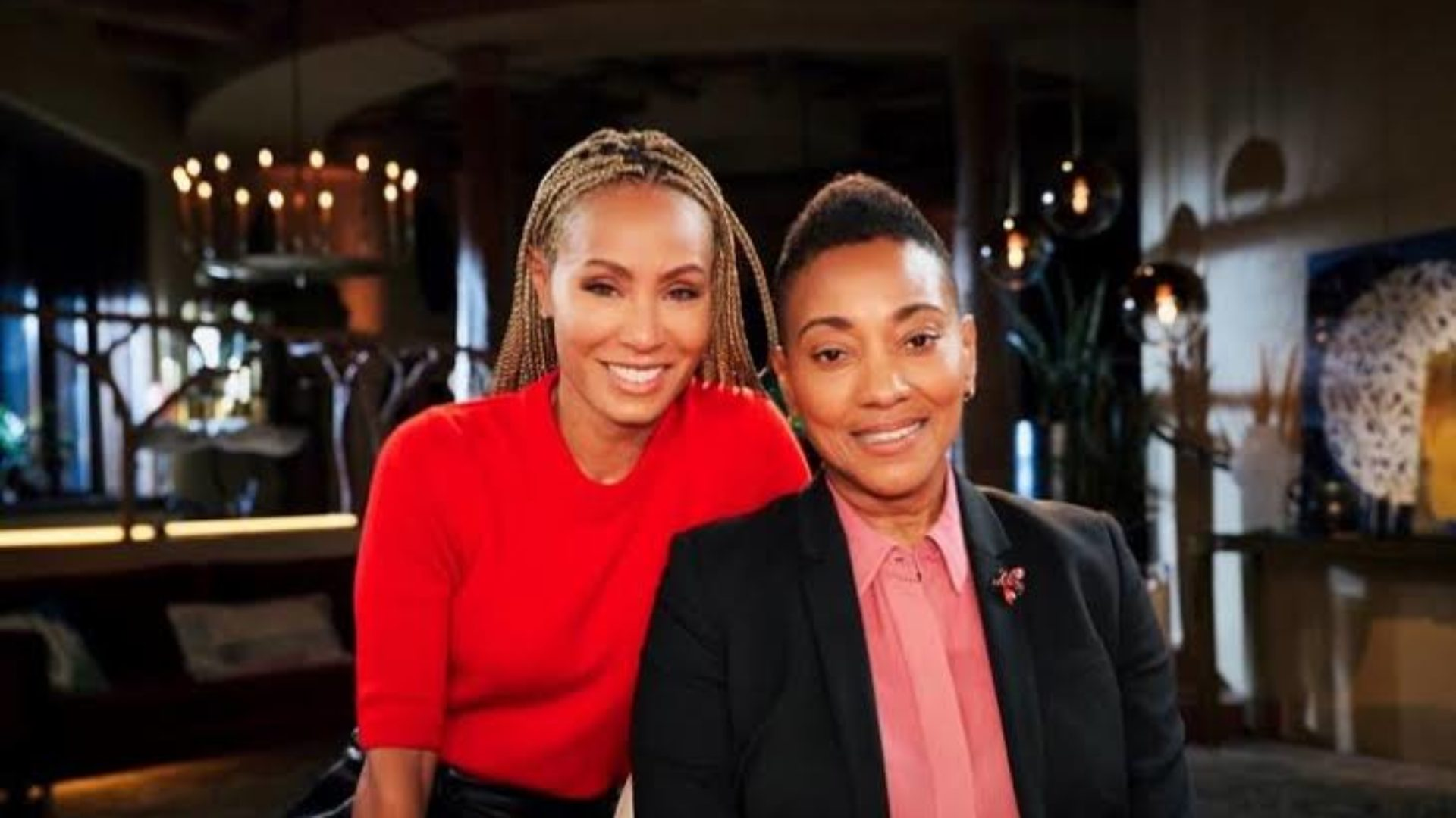 Jada Pinkett Smith Talks About Memories With Tupac Shakur
