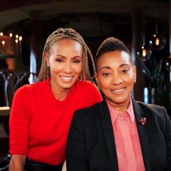 Jada Pinkett Smith Reveals How Robyn Crawford's Book About Whitney Houston Made Her Think About Tupac Shakur