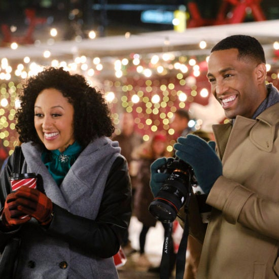 Brooks Darnell On Staying Authentic In Hollywood & Starring Opposite Tamera Mowry-Housley In 'A Christmas Miracle'