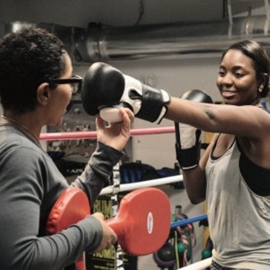 Black Girl Approved: This Black-Owned Boxing Gym Helped Me Stick and Move