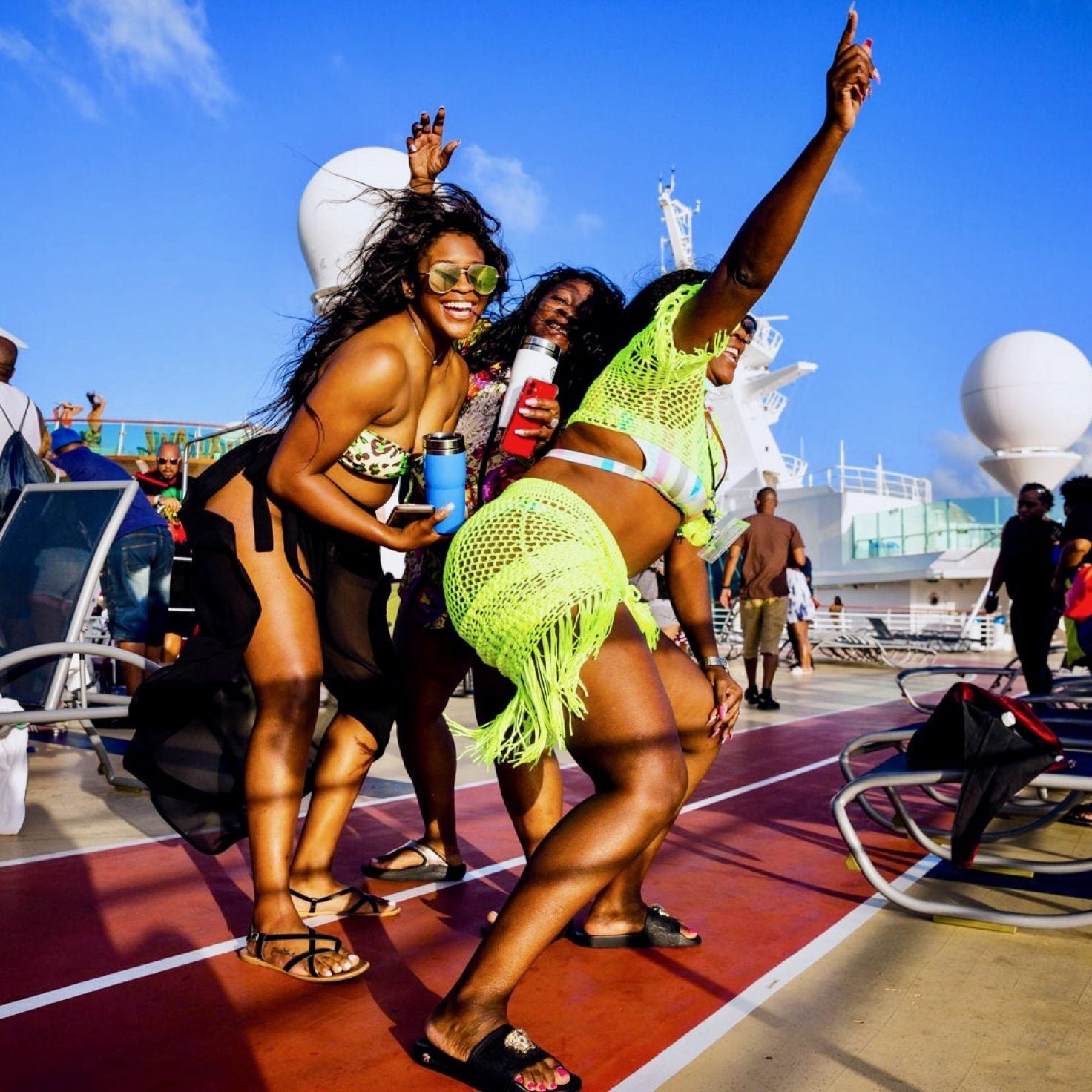 Sell Off: Views From The 2019 Welcome To Jamrock Reggae Cruise