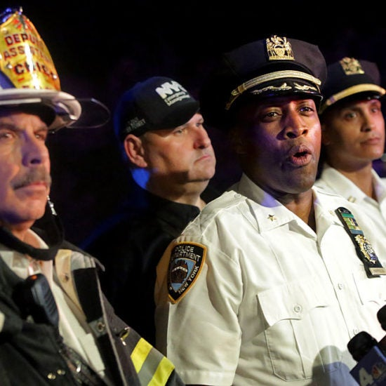 NYPD Appoints First Black Chief Of Detectives In Department's History