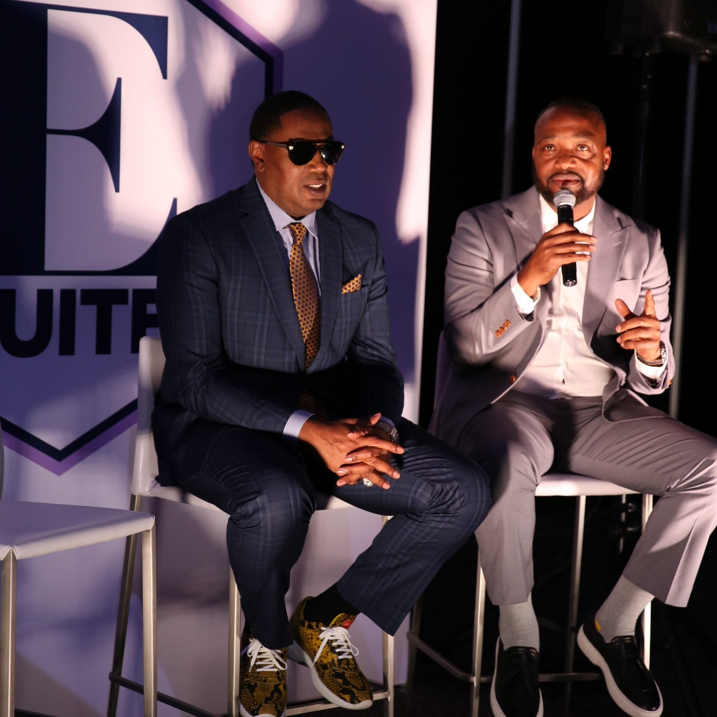 Master P And Rap Snacks Co-Founder James Lindsay Share Six Tips For A Successful Business Partnership From