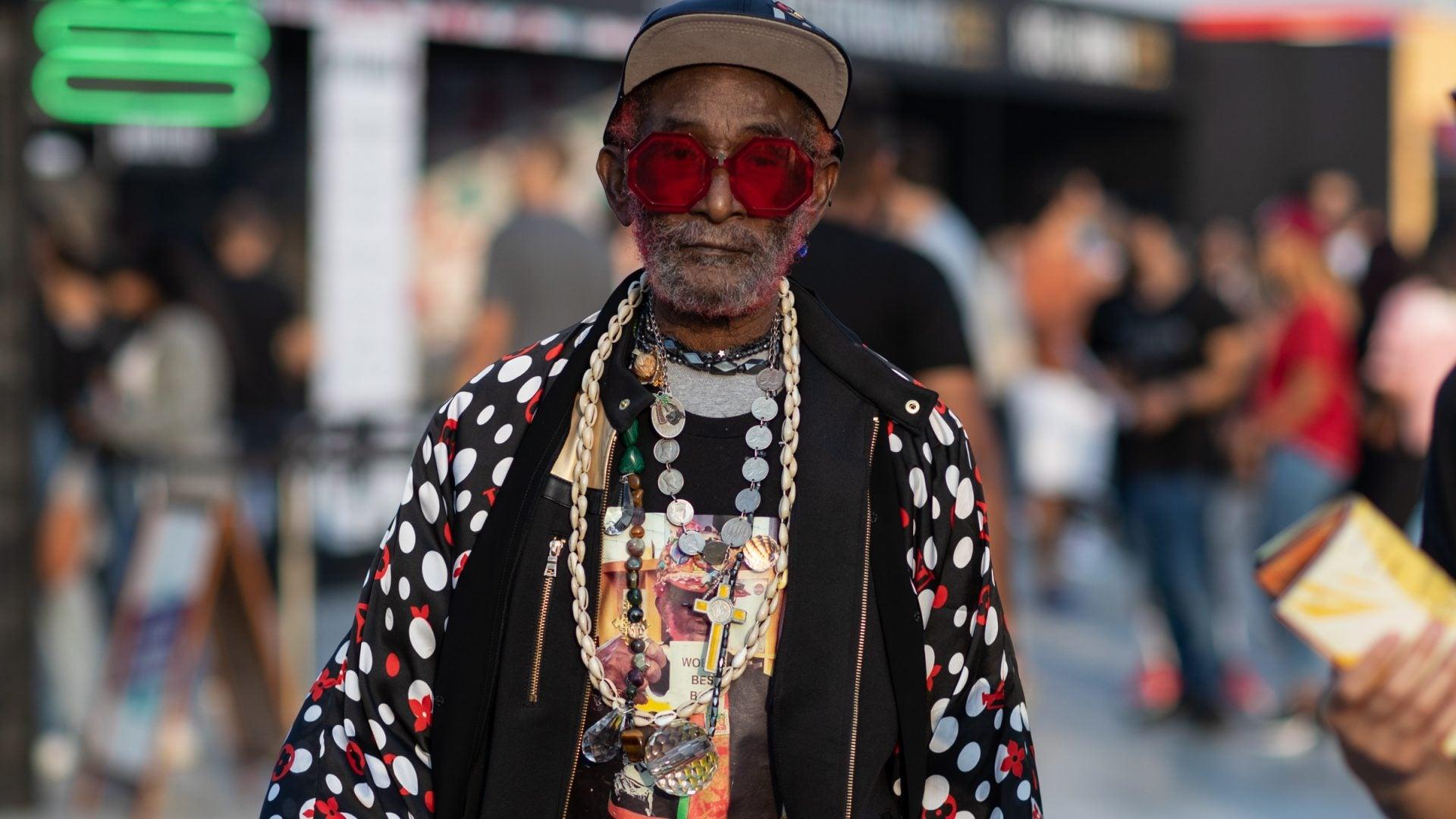 Street Style Looks At Dubai's Sole DXB