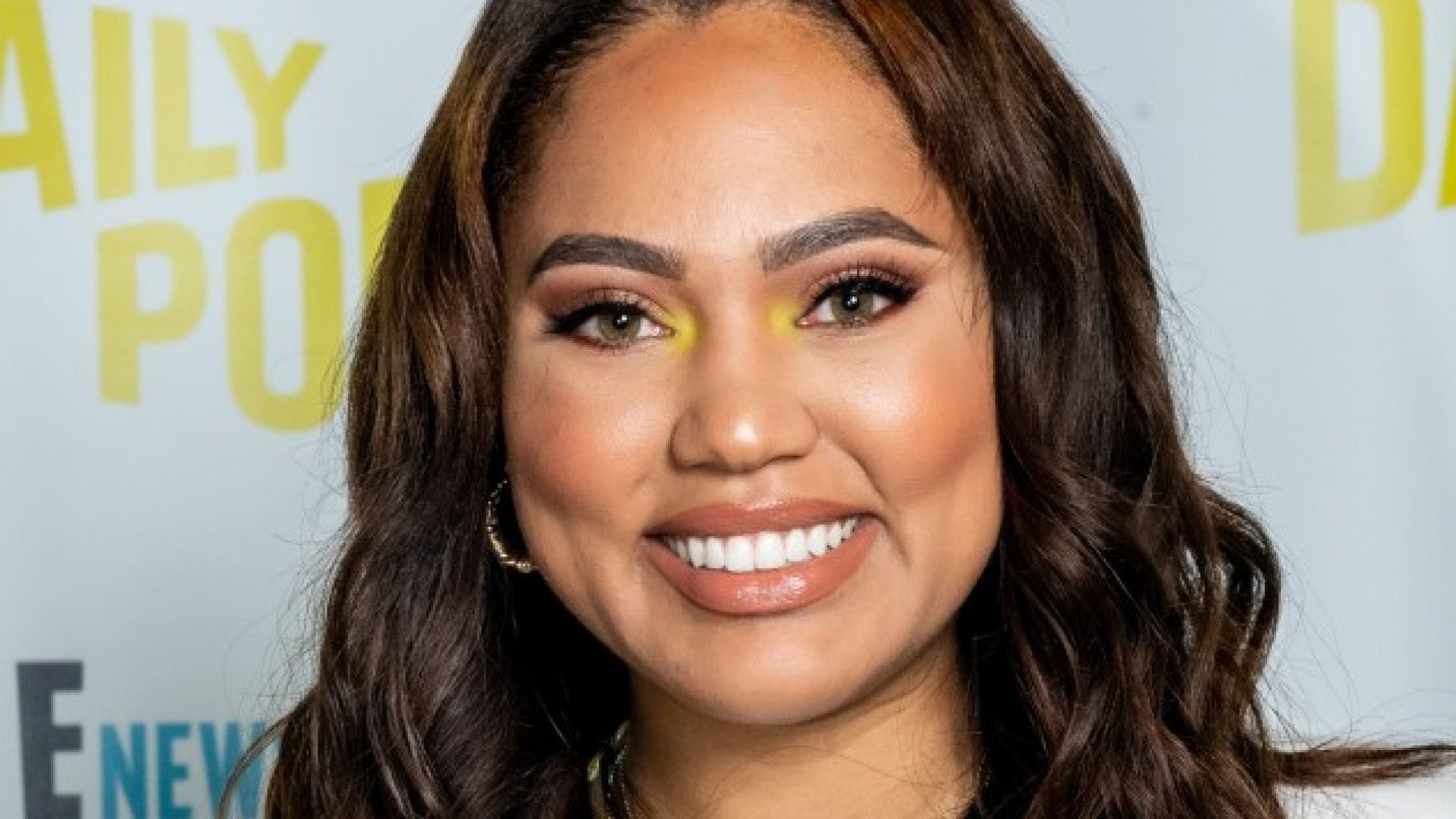 Ayesha Curry Officially The Face Of COVERGIRL Exhibitionist Mascara