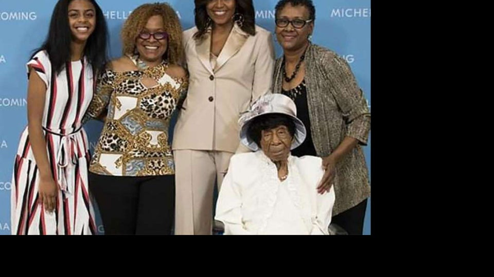 Willie Mae Hardy, One Of The Oldest Women In The World, Dies At 111