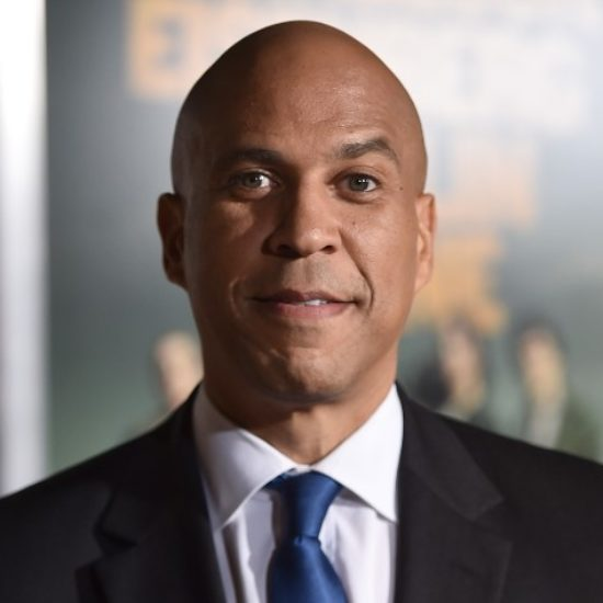 Cory Booker Officially Joins The Fight Against Black Hair Discrimination