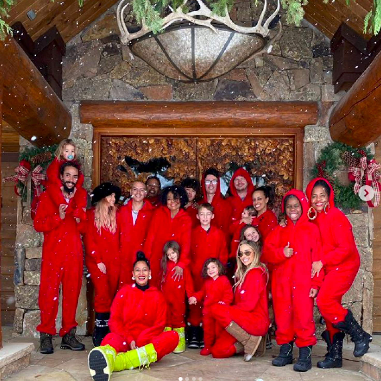 It's Christmas! Here's How Celebrities Are Spending The Holiday