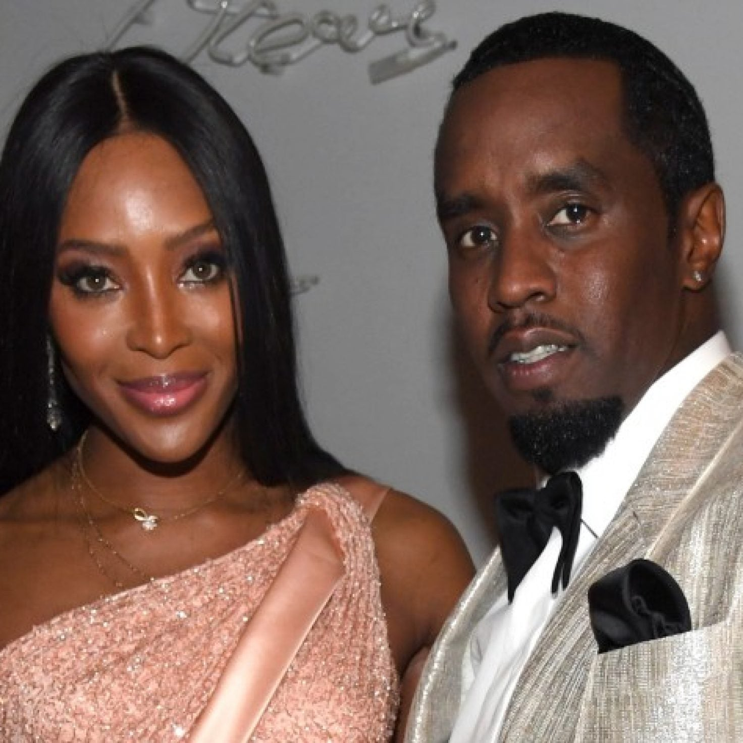 Celebrity Beauty Looks From Diddy's 50th Birthday Bash