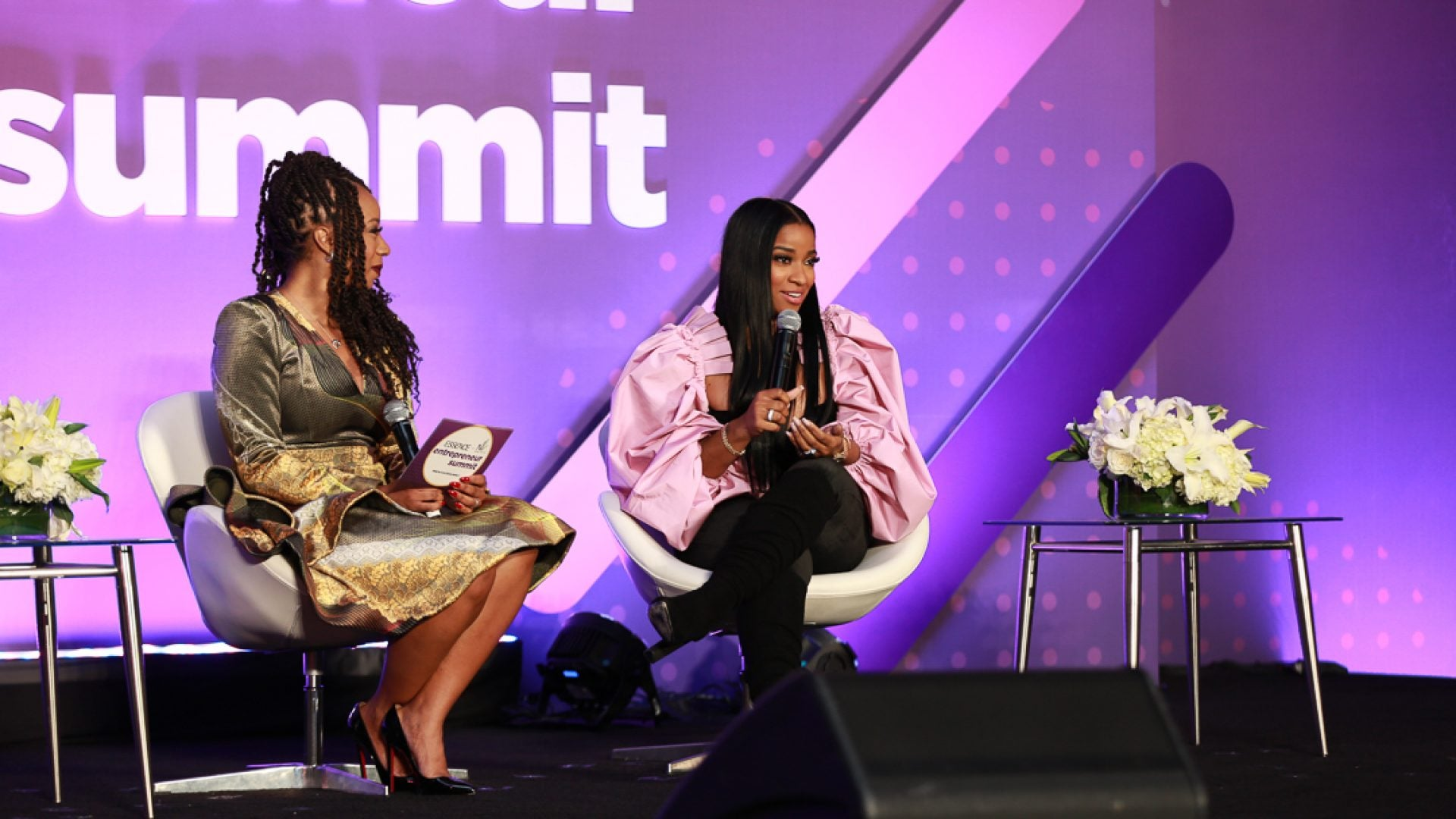 Toya Wright Opens Up About The Challenges Of Balancing Motherhood And Entrepreneurship