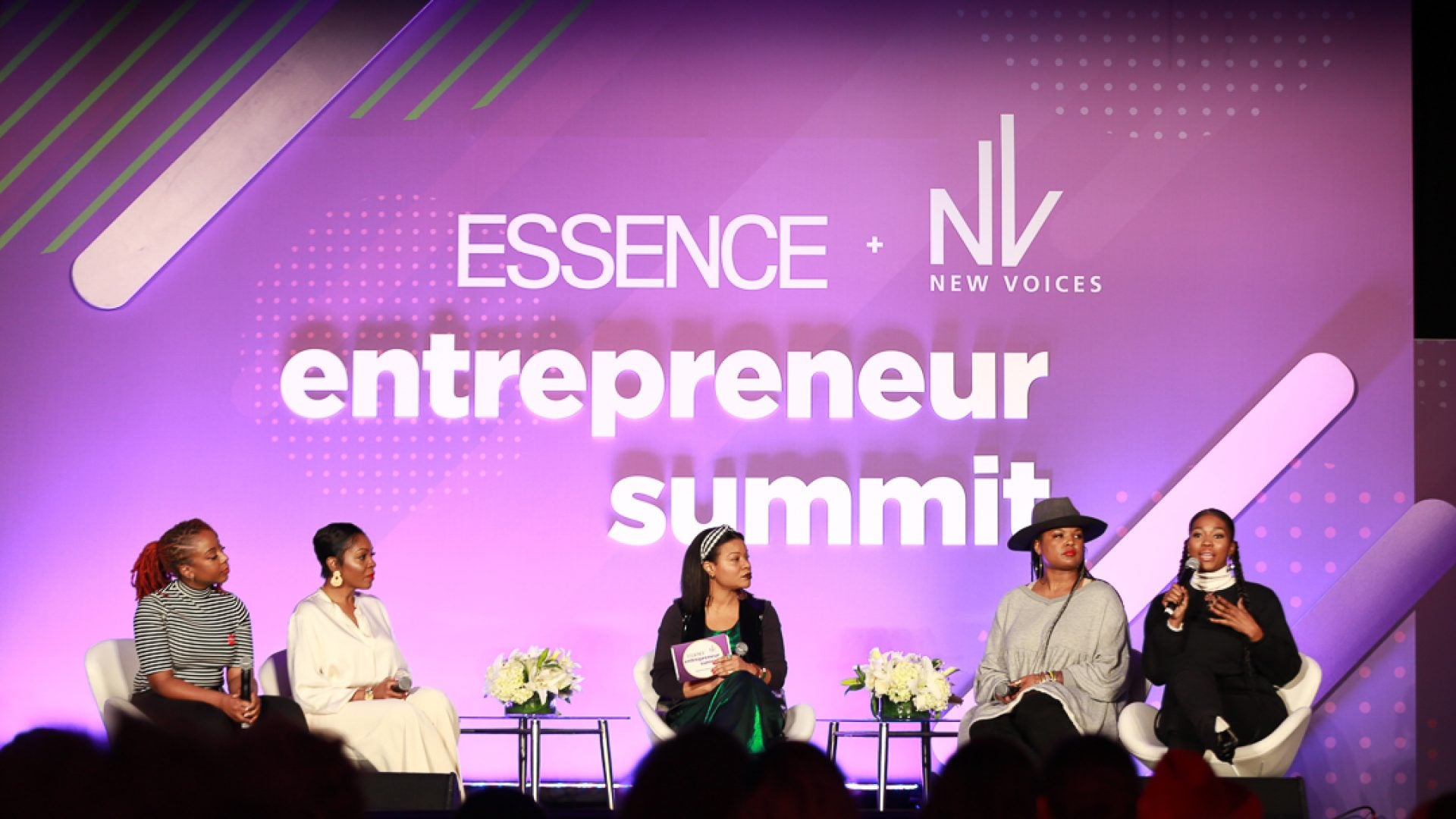 Entrepreneurs Behind Popular Brands That Are Changing The Way Black Women Think About Wellness Share Their Insights