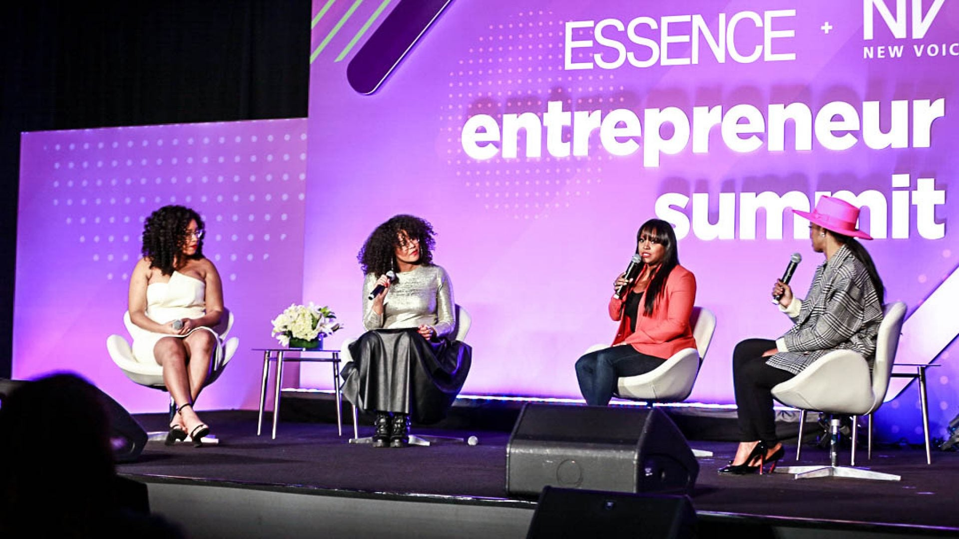 Keshia Knight Pulliam And Arian Simone Challenge More Black Women To Become Investors In Start Ups: 'Join Us!'