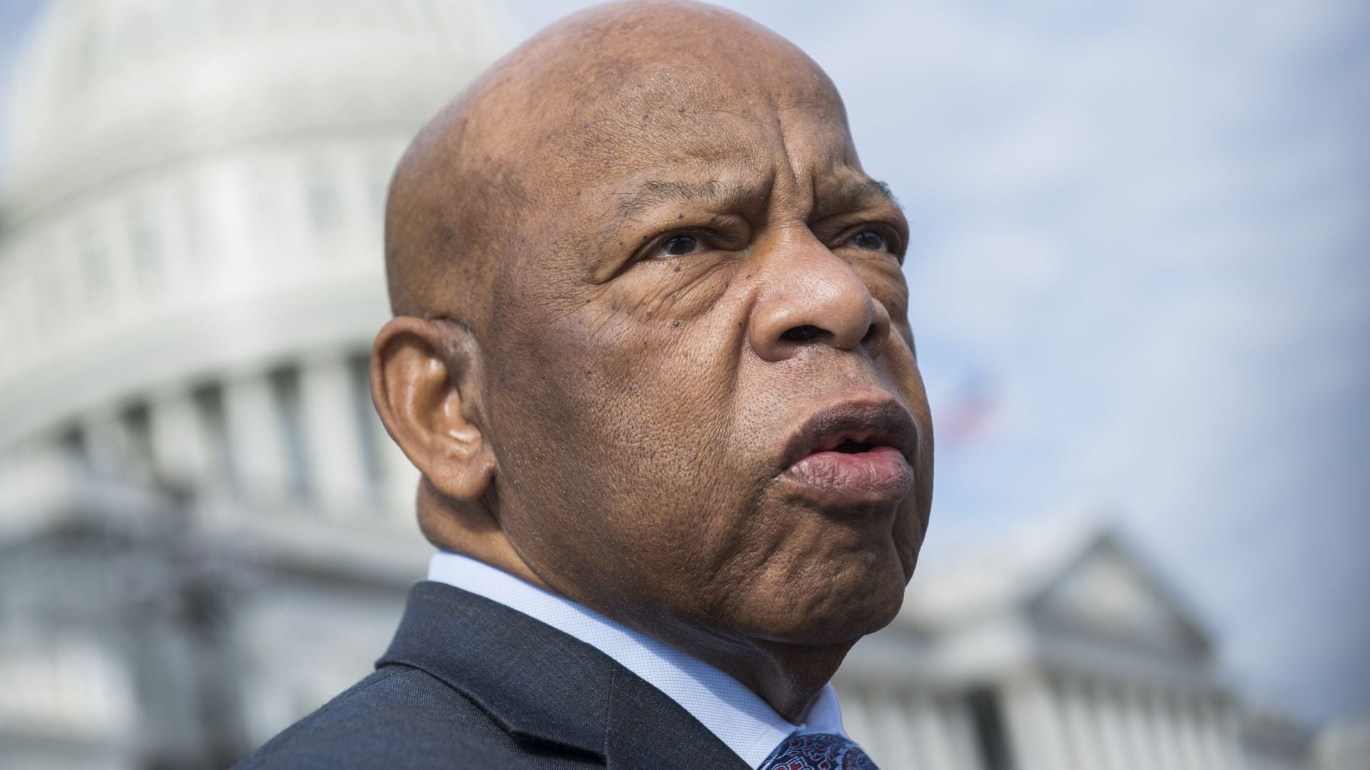 Rep. John Lewis Urges Americans To 'Stand Up For What You Truly Believe' In Posthumous Op-Ed