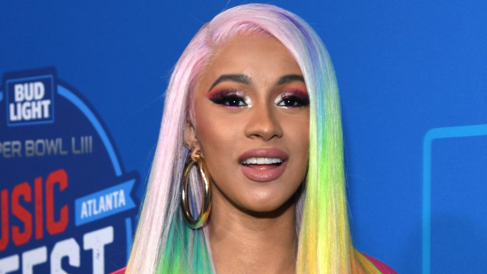 Cardi B Shows Up To Court With The Hair Of Our Dreams