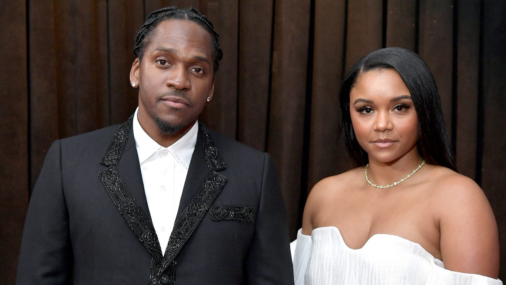 Pusha T and Wife Virginia Williams Are Expecting Their First Child Together