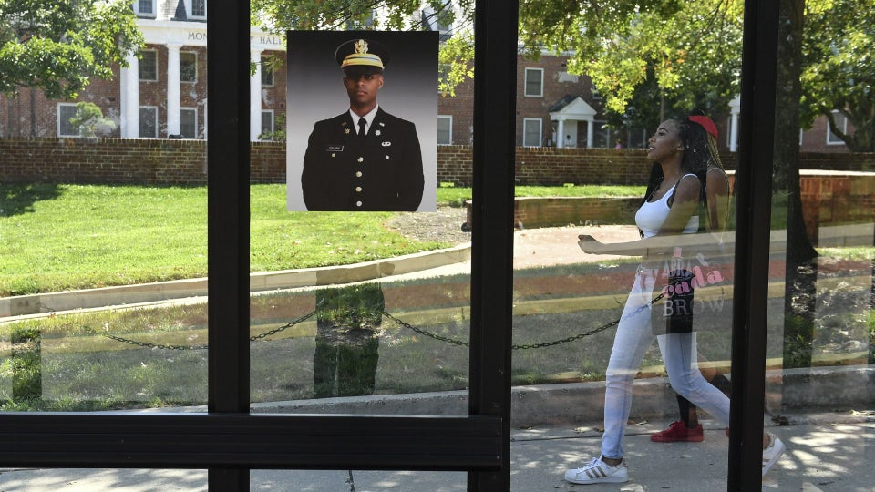 Sean Urbanski Found Guilty Of 1st-Degree Murder In Killing Of Lt. Richard Collins III