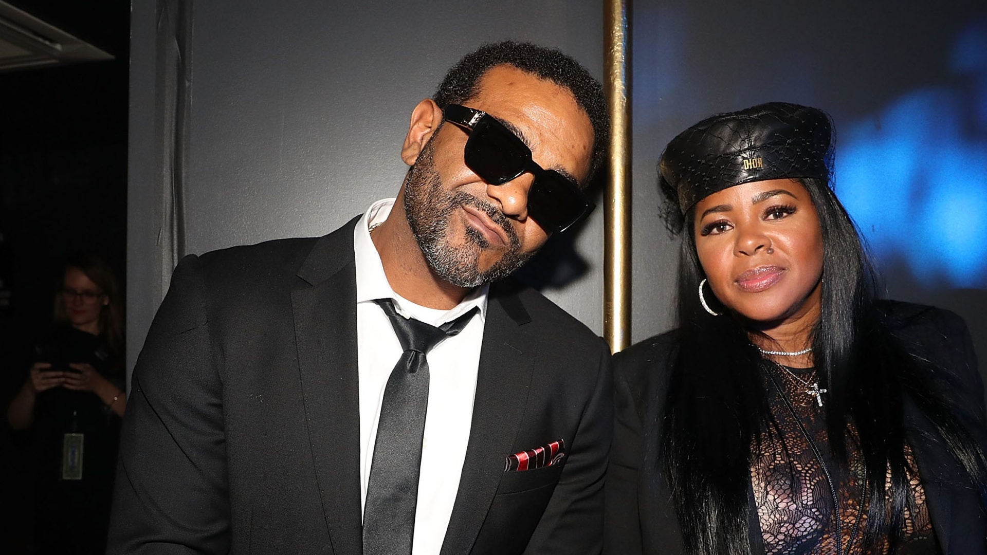 Chrissy Lampkin Says Marrying Jim Jones Is 'Not A Priority Anymore'