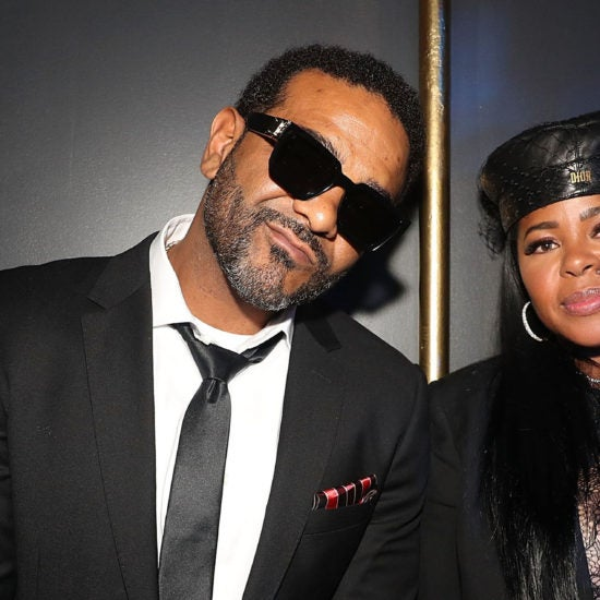Still In Love! Chrissy Lampkin Says She And Jim Jones Are Happy Without Marriage