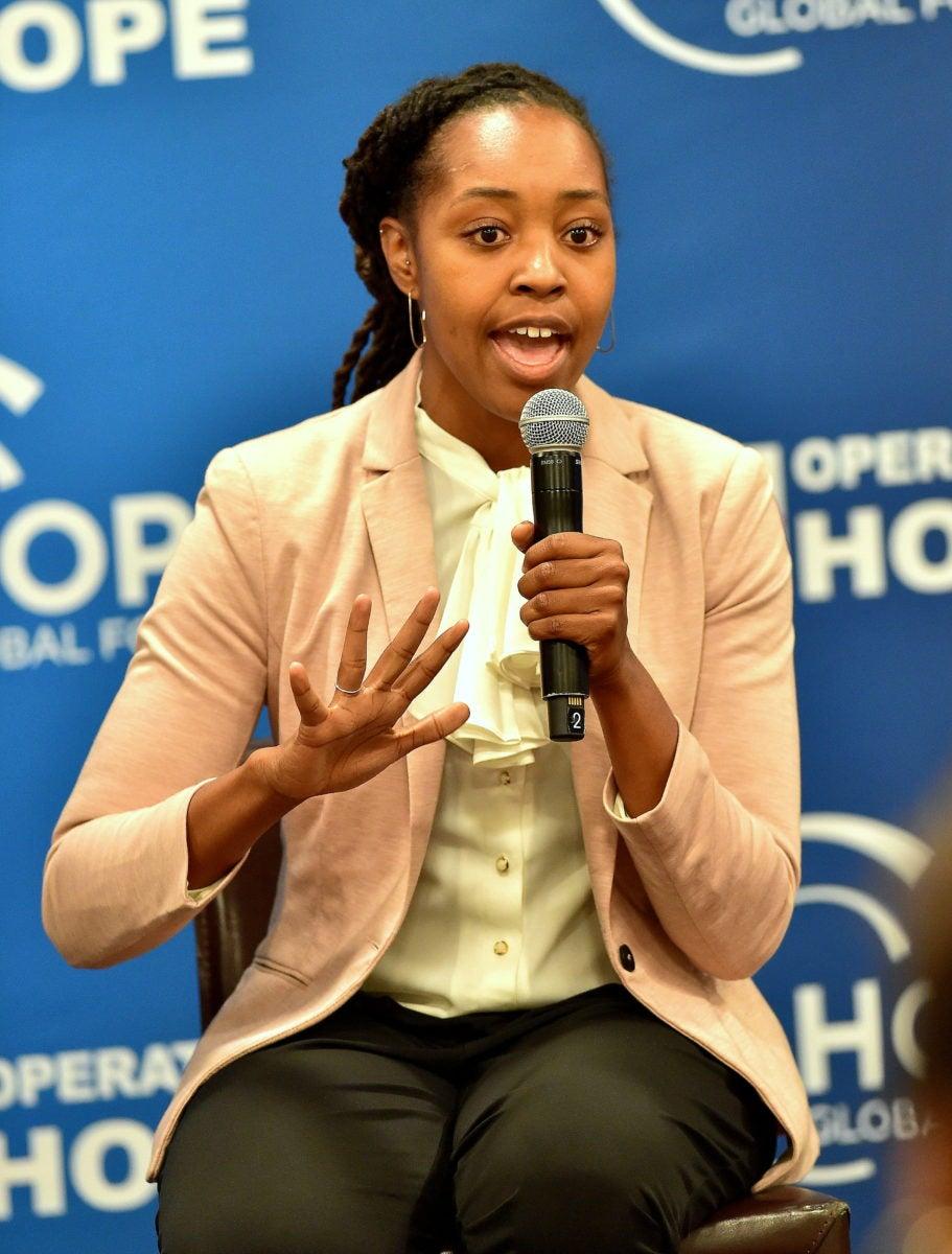 Dr. Lakyesha Hallmon, founder of The Village Market
