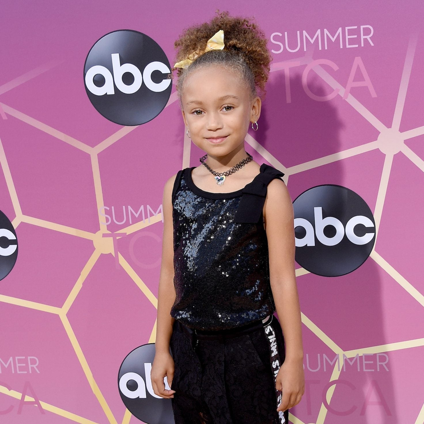 7-Year-Old Mykal-Michelle Harris Is The Sassiest Actress On 'Mixed-ish'