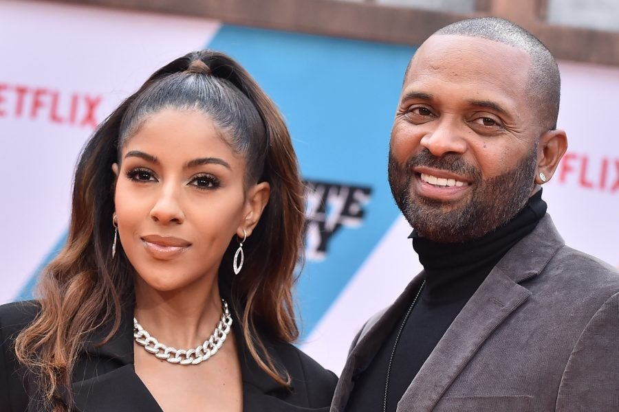 Mike Epps And Wife Kyra Epps Are Expecting A Child