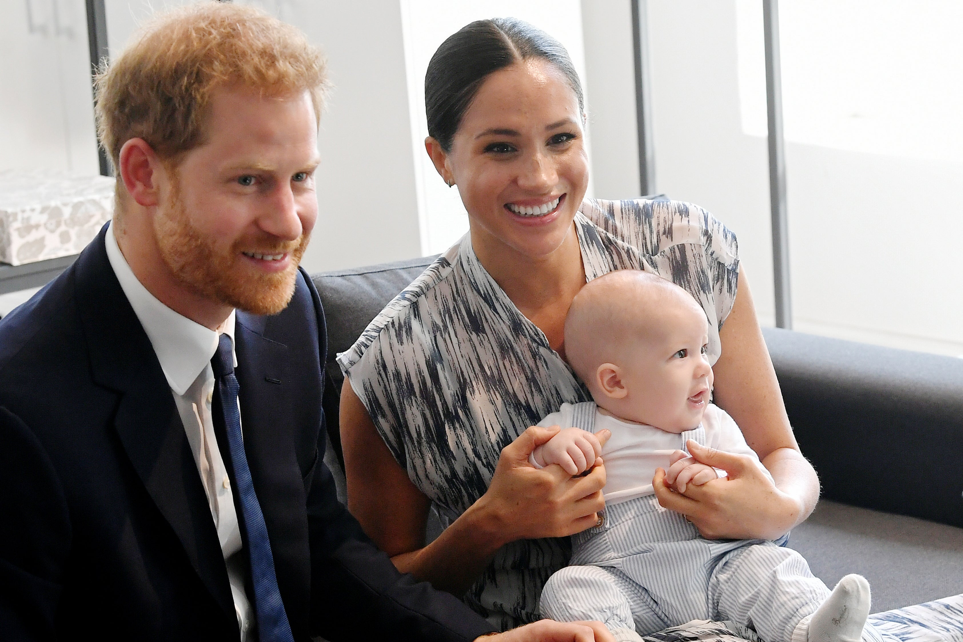 Meghan Markle and Prince Harry's Son Archie