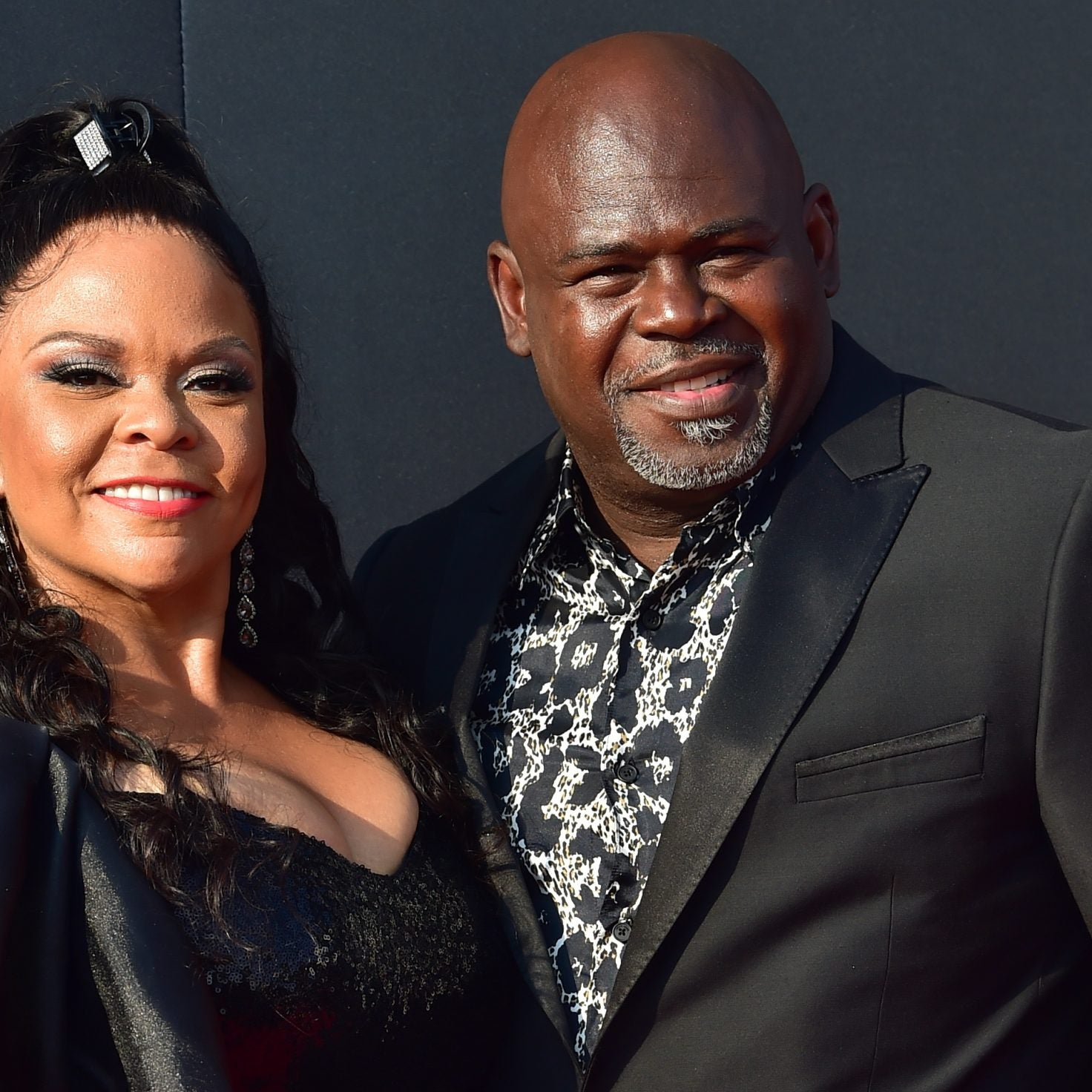 Tamela Mann Talks Getting Fit With Her Husband David's Support