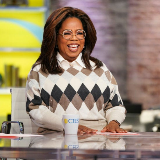 Oprah Winfrey Is 'Icing' After Falling At Her 2020 Vision Tour: I'm 'A Little Sore'