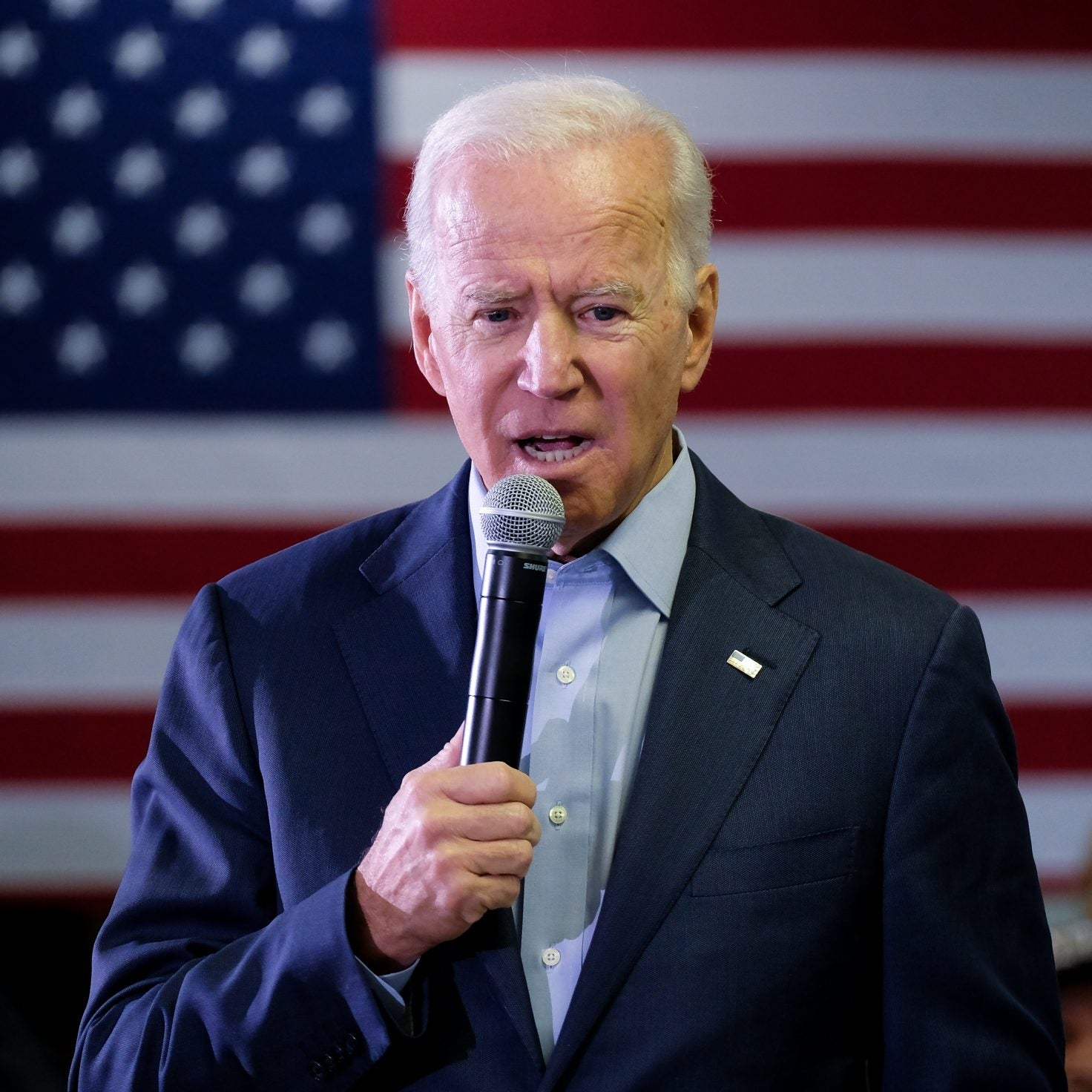 Joe Biden Calls NH Voter A 'Lying Dog-Faced Pony Soldier'