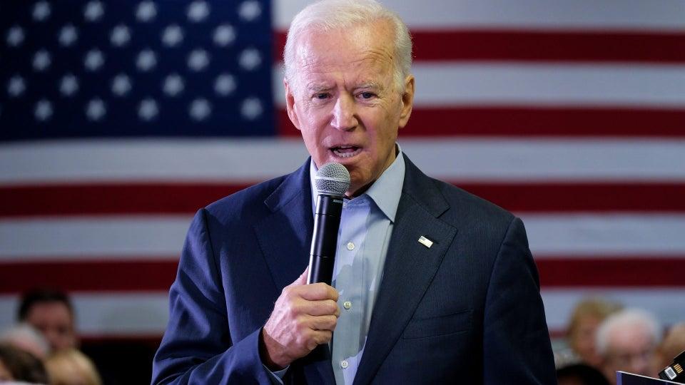 Joe Biden Calls NH Voter A 'Lying Dog-Faced Pony Soldier'