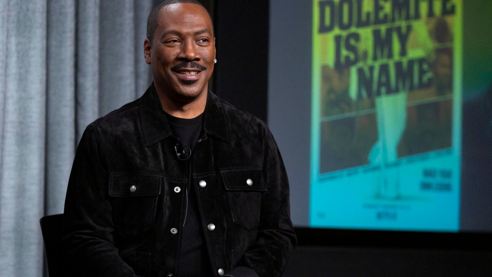 Eddie Murphy Describes Life As A Father Of 10